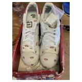 Ice cream shoes sz. womens 10  check top heel