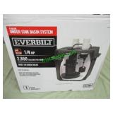EVERBILT UNDER SINK BASIN SYSTEM