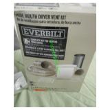 EVERBILT DRYER VENT KIT