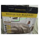 PENDLETON WEIGHTED BLANKET