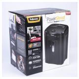 Fellowes PowerShred Shredder CRC 43500