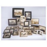 Black & White & Sepia Vintage Photos Variety Lot
