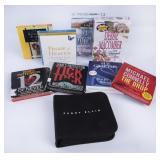 Audio Books on CD Variety Lot