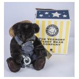 Vermont Teddy Bear Co Garden Country Bear