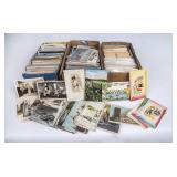 Vintage Postcard Collection Super-Lot