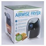 NIB GoWiseUSA Electric Air Fryer