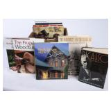 Art, Building, Photography & More Reference Books