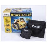 2 Vivitar Binoculars + 1 NIB Vector Storm Tracker