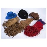 Youth Cowboy Accoutrements Lot