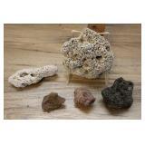 Lava Rock Specimens