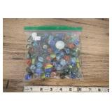 Bag Of Assorted Marbles