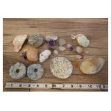 Assorted Rocks And Minerals