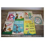 7 Dr. Seuss Books, Cat In The Hat Comes Back +