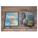 2 Books, The Marvelous Catch Of Old Hannibal,