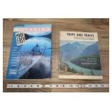 2 Books, Kayaking Made Easy, Trips And Trails