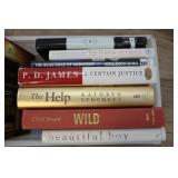 7 Books, Wild And More