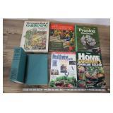 7 Gardening Book Collection.