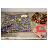Handmade Casserole Carrier And Burrito Carrier And