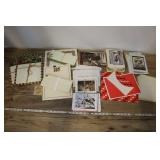 Assorted Greeting Cards And Stationary