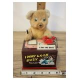 I Am The Boss Vintage Tin Toy, Linemar Toys, Japan