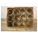 Case Of Wide Mouth Ball And Kerr Mason Jars, Box 4