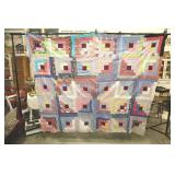 """Quilt Needs To Be Finished,  72x80"""""""