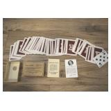 Kem Playing Card Deck, Great Condition