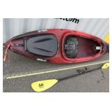 Old Town Vapor 10xt Kayak, W/ Infusion Paddle,10