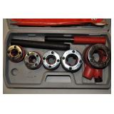 5 Pc Pipe Threader Kit