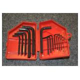 K D Tools No 30 Hex Key Kit