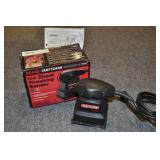 Craftsman Finishing Sander In Box