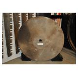 Primitive Stone Grinding Wheel