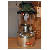 Vintage Coleman Sunshine Of The Night Lantern