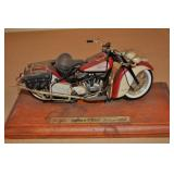 Maisto Indian Chief Roadmaster Model Motorcycle