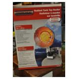Thermoheat Radiant Tank Top Heater W/ Hrdwr In Box
