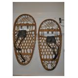 American Snow Shoes, Antique,