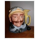Royal Doulton Veteran Motorist 1972 Character Mug