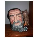 Royal Doulton Merlin 1959 Character Mug