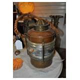 Ships Lantern Ice Bucket