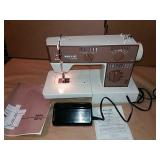 Singer merritt sewing machine, portable, 3014