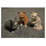 Cat Figurines 5""