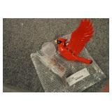Cardinal Windchimes