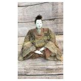 Antique Kabuki Doll