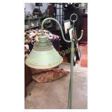 2 Varied Design Floor Lamps