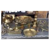 Nice Collection of Brass Articles