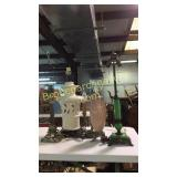 5 Assorted Table Lamps