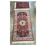Oriental Carpet, Matt