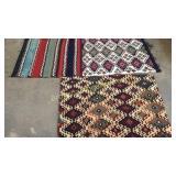 Woven Carpet Bag, Rug
