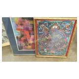 16 Pieces Assorted Artwork