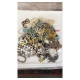 Group Assorted Costume Jewelry